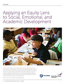 Applying an Equity Lens to SE and Academ