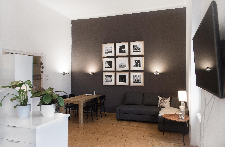 Wesselenyi design apartment budapest