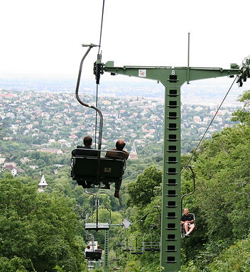 chairlift budapest
