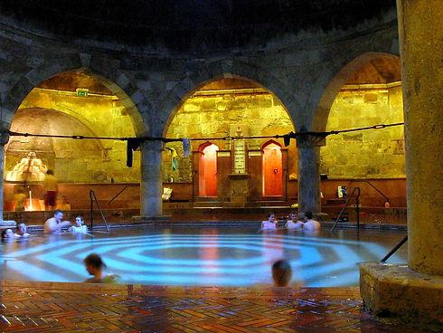 rudas baths budapest