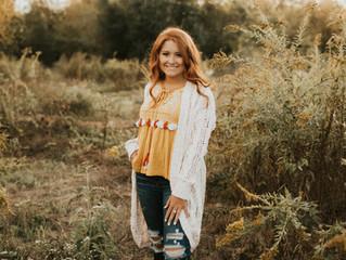 Miss Graycie | Senior Portraits