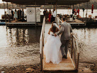 Mr + Mrs Stooksbury | Sequoyah Marina