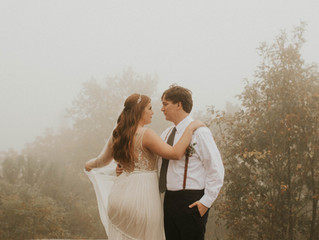 Mr + Mrs Patten | Asheville NC