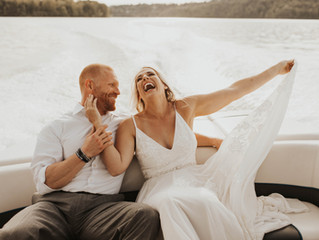 Mr + Mrs Stumbo | Norris Lake