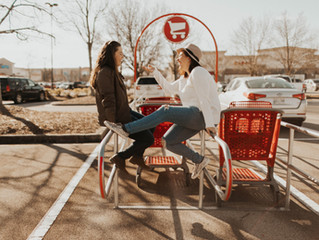 Haley + Jordan | Target Jackpot