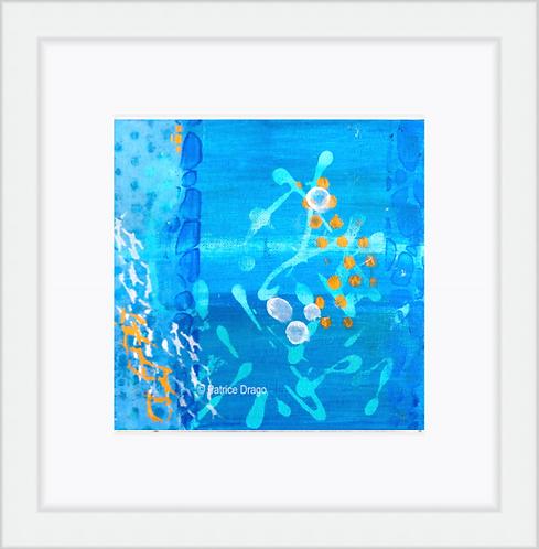 Parade Finale   - framed print