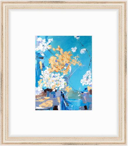 Summer Forever - framed print