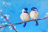 Riley's birds