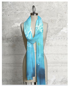 Wearable-art designed by Patrice Drago