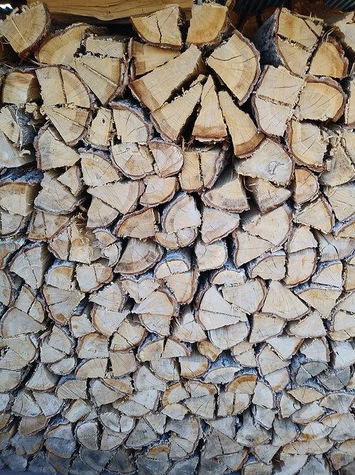「ヤマト運輸配送商品」ナラの乾燥薪