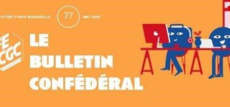Le Bulletin Confédéral n° 77