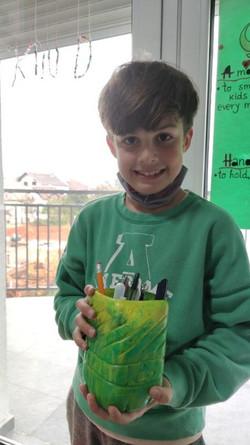 Evan Azar 2, United Kids International S