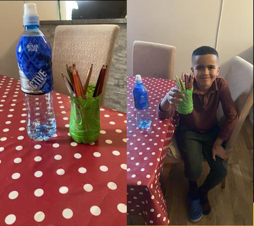Vuksan Stojanovic, Grade 3, United Kids