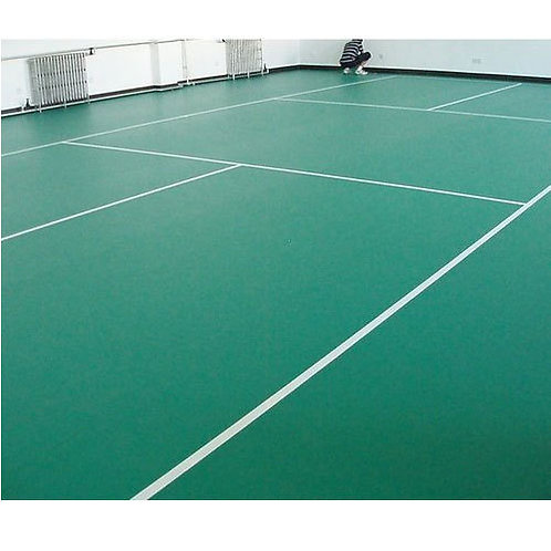 Professional Badminton and Table Tennis Flooring