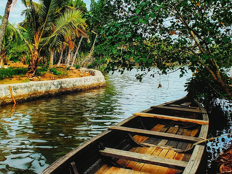 Discovering the lesser known Backwaters
