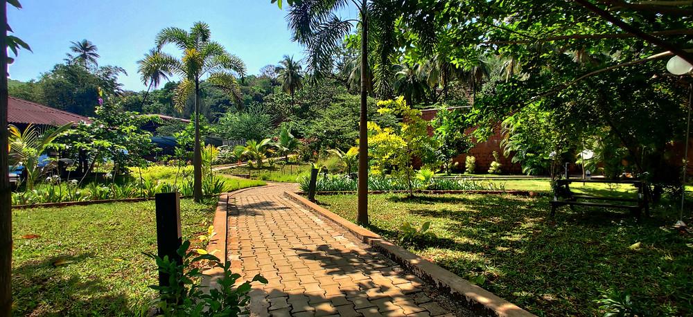 Arthigamya Spa & Resort, Om Beach Road, Kudle Beach Rd, Kudle beach, Gokarna, Karnataka