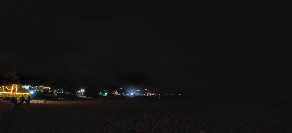 Gokarna beach road, Gokarna beach, Middle beach, Gokarna Karnataka