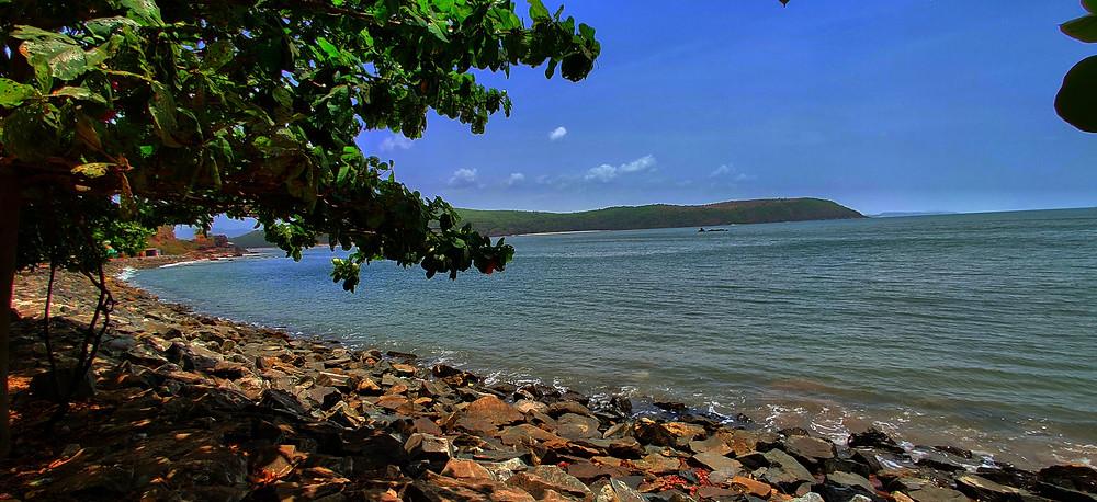 Belekan beach, Gokarna, Karnataka