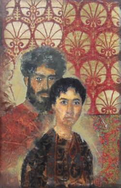 Portrait de famille III