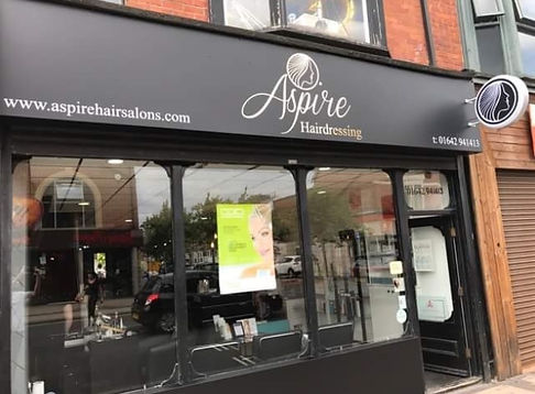 Aspire Hairdressing three best rated mid
