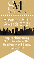 Best Hairdresser & Beauty Salon North Yorkshire 2021