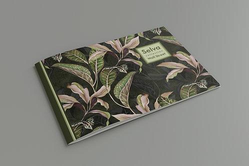 Каталог коллекции Selva - А4, 16 страниц