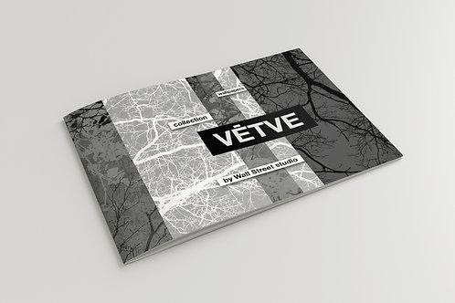 Каталог коллекции Vetve - А4, 16 страниц