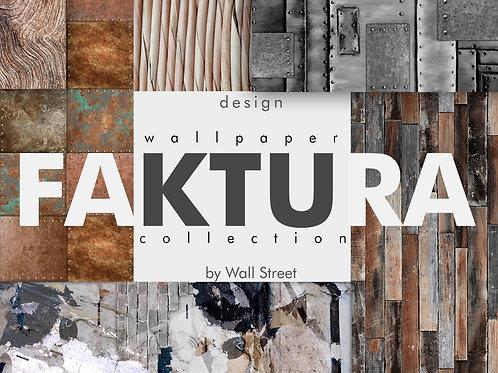 Электронный каталог коллекций Faktura