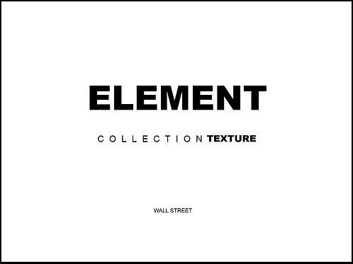 Текстуры коллекции ELEMENT для 3d