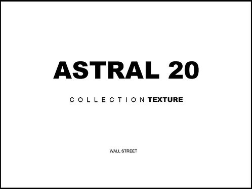 Текстуры коллекции Astral 20 для 3d