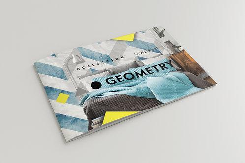 Каталог коллекции Geometry- А4, 16 страниц