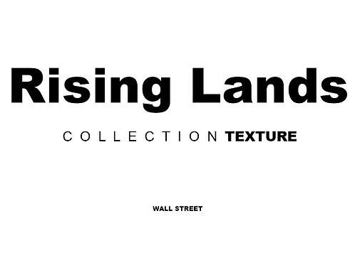 Текстуры коллекции Rising Lands для 3d