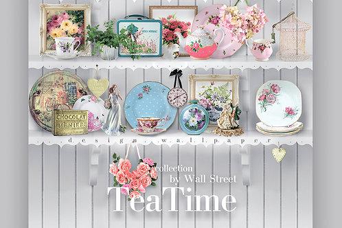 Электронный Каталог коллекции Tea Time