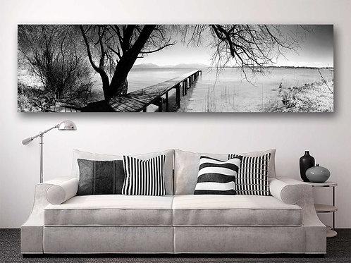 Картина на холсте Одинокое дерево