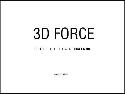 Текстуры коллекции 3D FORCE для 3d