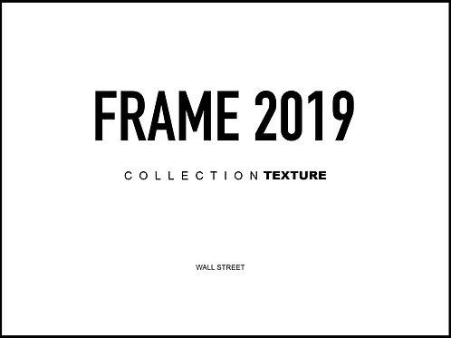Текстуры коллекции FRAME 2019 для 3d