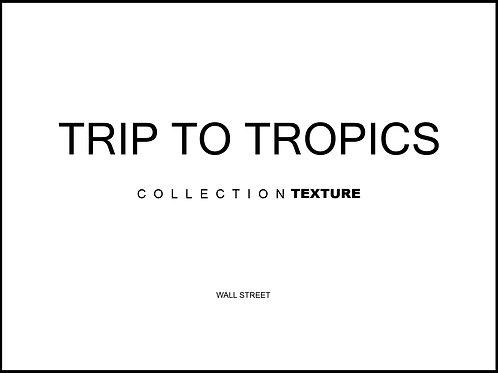 Текстуры коллекции Trip to tropics для 3d