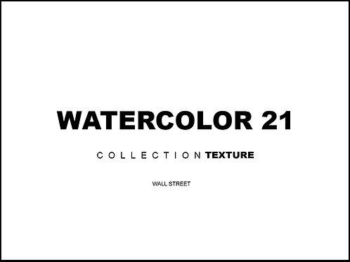 Текстуры коллекции WATERCOLOR 21 для 3d