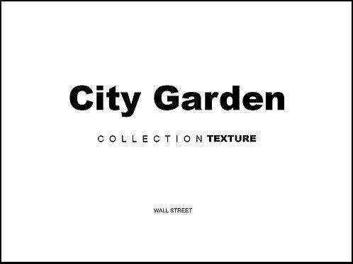 Текстуры коллекции City Garden для 3d