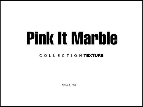 Текстуры коллекции Pink it marble для 3d