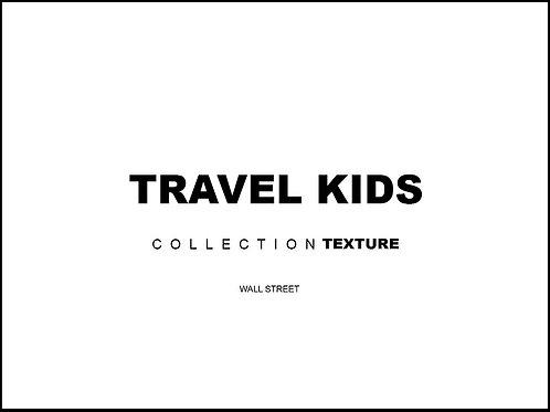 Текстуры коллекции TRAVEL KIDS для 3d