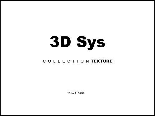 Текстуры коллекции 3D Sys для 3d