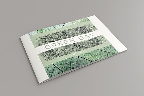 Каталог коллекции Green Day- А4, 16 страниц