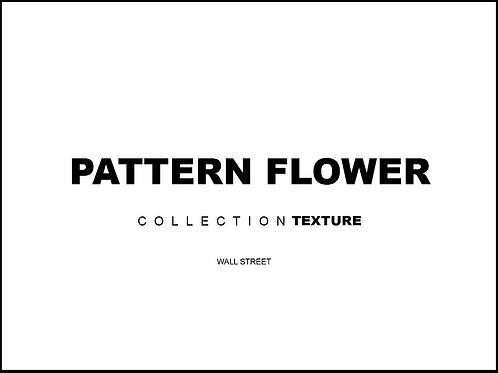 Текстуры коллекции PATTERN FLOWER для 3d