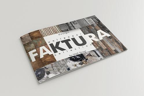 Каталог коллекции Faktura - А4, 16 страниц