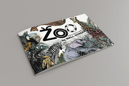 Каталог коллекции Zoo- А4, 16 страниц