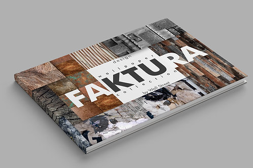 Каталог коллекций Faktura -А3, 32 страницы
