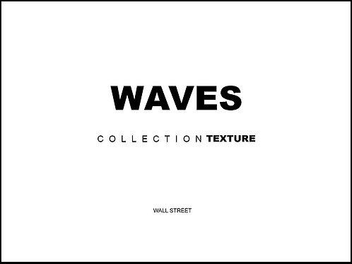 Текстуры коллекции WAVES для 3d