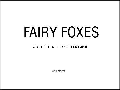 текстуры коллекции FAIRY FOXES для 3d