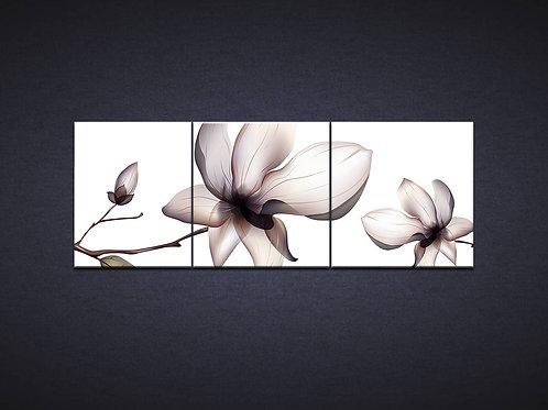 Модульная картина Цветочек